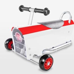 Eldorado porteur pour enfant, en bois et roulement à billes